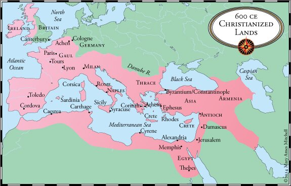 Crossing the ocean sea then in 636 ce a new culture conquered jerusalem the people of islam sciox Image collections